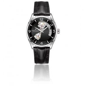 Reloj Automático Jazzmaster Open Heart H32705731