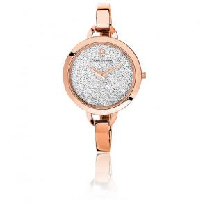 Reloj Mujer 098J909 Cristales Swarovski Blanco