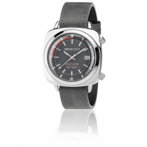Reloj de buceo Clubmaster Diver Acero - Gris