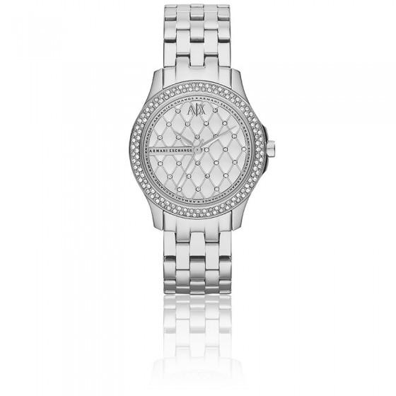 a887775e84e1 ... Marcas de relojes     Armani Exchange. Reloj Lady Hampton AX5215