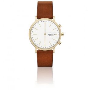 Reloj Hybrid Smartwatch Marrón SKT1206