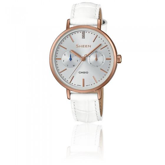 ccaec59034cb Reloj Casio para mujer SHE-3054PGL-7AUER - Casio Sheen - Ocarat