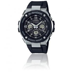 Reloj G-Steel Negro GST-W300-1AER