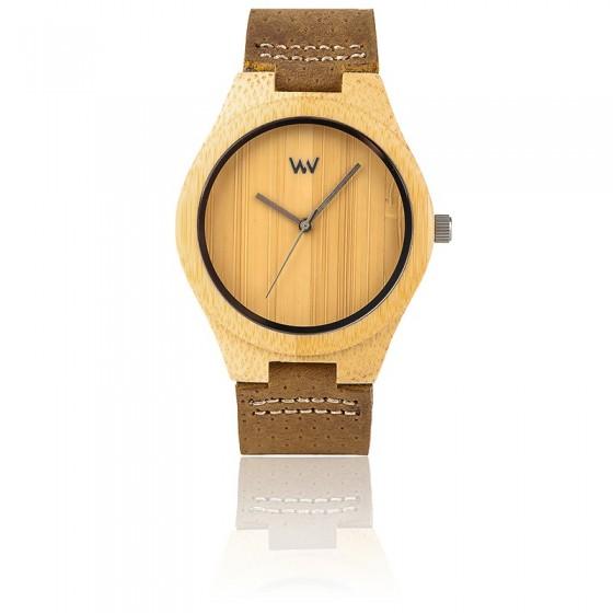 8f035f06f249 Reloj Dellium Bamboo fabricado con bambú - WeWood - Ocarat