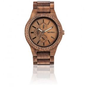 Reloj Kos Nut Bronze Marrón