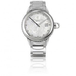 Reloj COLVMBVS 12 diamantes CO36QS.920.001