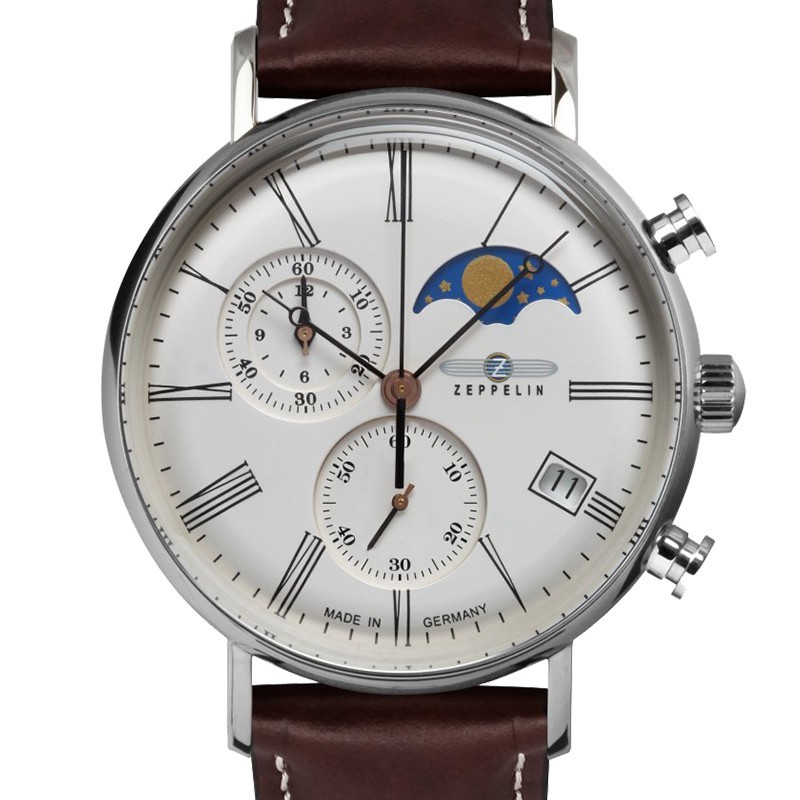 ceec4aa3daa3 Zeppelin  Reloj vintage LZ120 Rome 7194-5  Reloj vintage LZ120 Rome 7194-5  ...