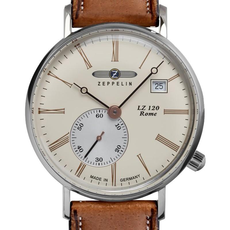 4e7f0f29c457 Reloj clásico mujer Zeppelin LZ120 Rome Lady 7135-5 - Ocarat