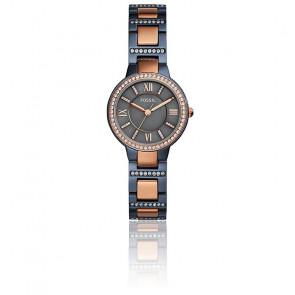 Reloj Fossil Virginia Bicolor ES4298
