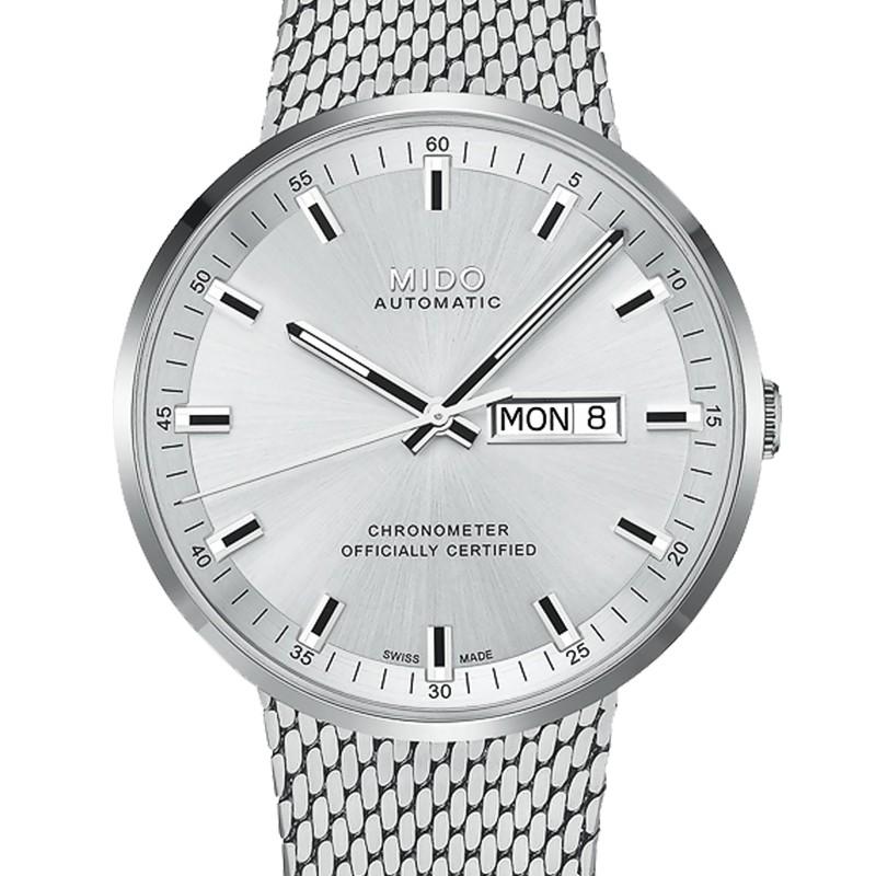 811311f4df66 Reloj Mido automático Commander Gent M031.631.11.031.00 - Ocarat