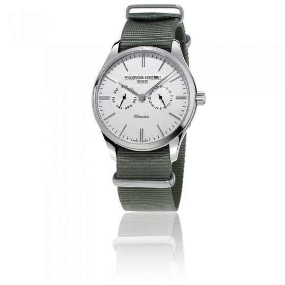7b1b517153df Reloj Classics FC-259ST5B6 - Frédérique Constant - Ocarat