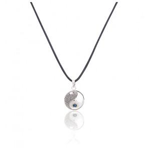 Bola Suara Equilibre - Cristales Swarovski & Plata