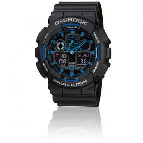 08598cd5c32a Casio G-Shock Reloj GA-100-1A2ER