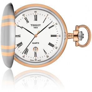 Reloj de bolsillo Savonnette T8624102901300