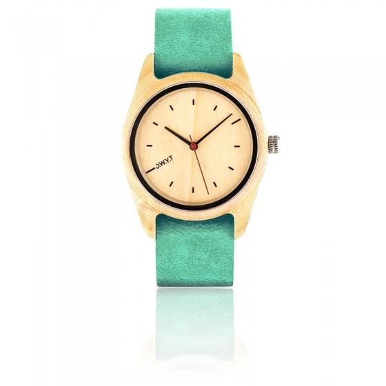 4d1202042456 Reloj de madera Toundra DW-00102-5017 - D.W.Y.T - Ocarat