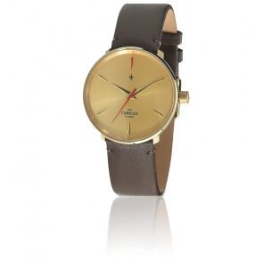 Reloj Vendemiaire LG Marrón