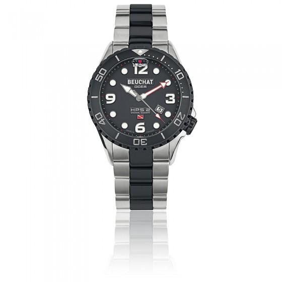 c4ebde35d1b6 Reloj de buceo Ocea HPS 2 - Beu0099-1 - Beuchat - Ocarat