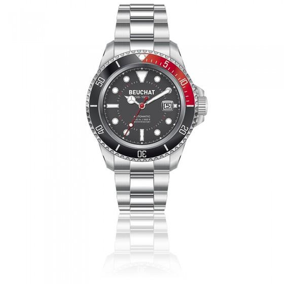 Reloj Automatico Gb 1950 Beu1952 1 Beuchat Ocarat