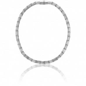 Collar Transparente
