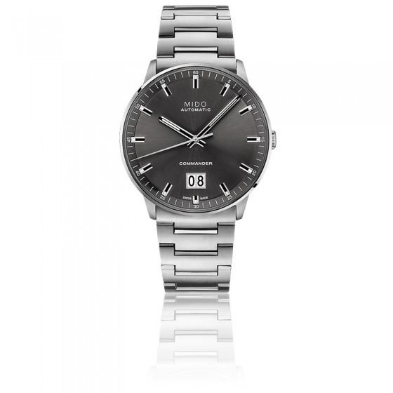 83ab7f8d01b6 Reloj clásico hombre Commander II M0216261106100 - Mido - Ocarat