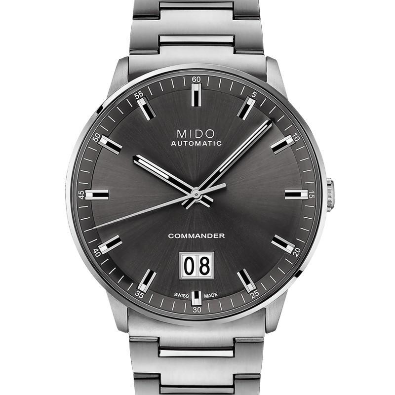 91ff359d85ea Mido  Reloj Commander II Big Date M0216261106100  Reloj Commander II Big  Date M0216261106100