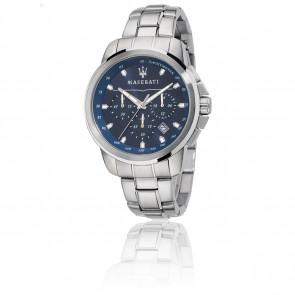 Reloj Successo Chrono Blue R8873621002