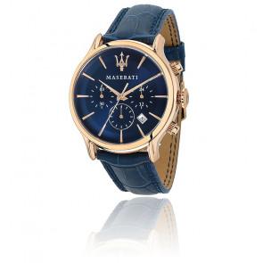 Reloj Epoca Cronografo Blue Dial R8871618007