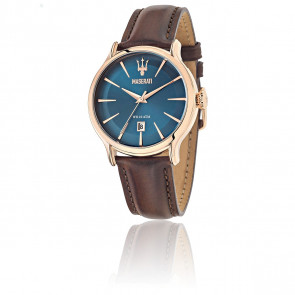 Reloj Epoca Blue/Brown R8851118001