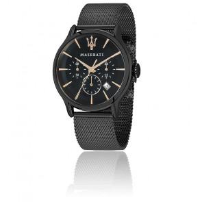 Reloj Epoca Black Dial R8873618006