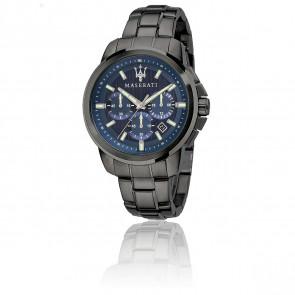 Reloj Successo Chrono Blue/Black R8873621005