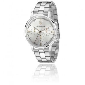 Reloj Eleganza Esfera Plateada R8873630002