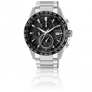 Citizen Eco-Drive Radio Controlled Titanium AT8154-82E