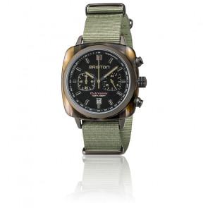 Reloj Clubmaster Sport Acetato Cronógrafo Jungle