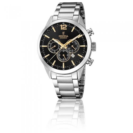 fa4de277c6ba Reloj clásico para hombre Festina Chronograph F20343 4 - Ocarat