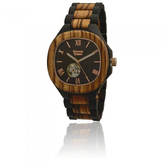 442aab114122 Reloj de madera automático Green Time ZW073A - Green Time - Ocarat