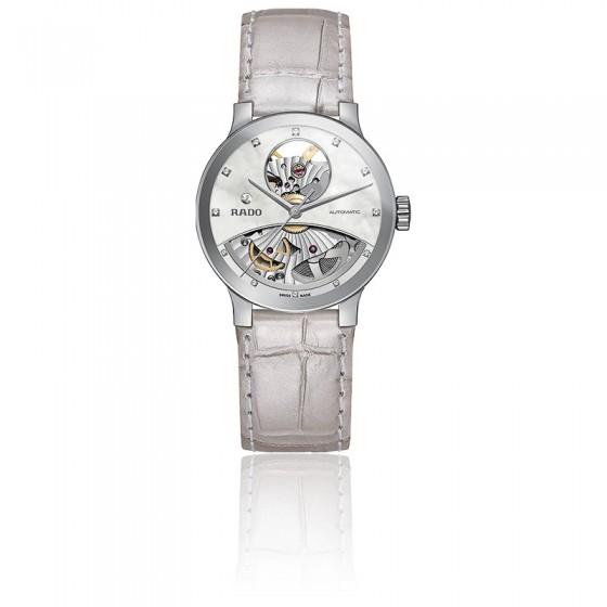 b1fc0713d41e Reloj clásico Centrix Diamonds Open Heart R30245905 - Rado - Ocarat