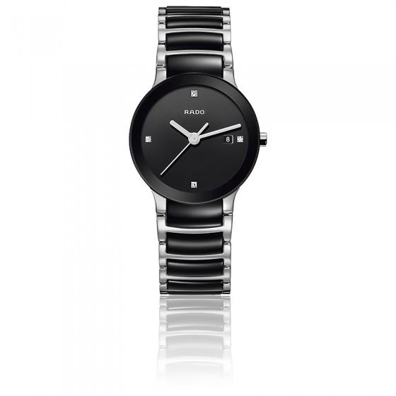 52386ecb8e04 Reloj de cerámica Rado Centrix Diamonds R30935712 - Ocarat