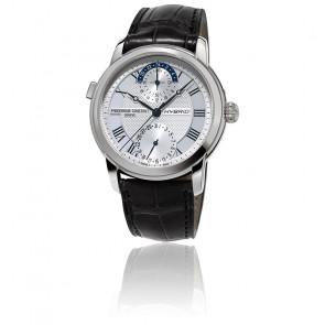 Reloj híbrido Manufacture FC-750MC4H6