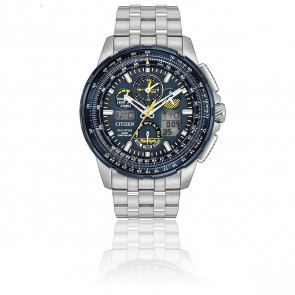 Citizen Eco-Drive Skyhawk Blue Angels A-T Perpetual JY8058 - 50L
