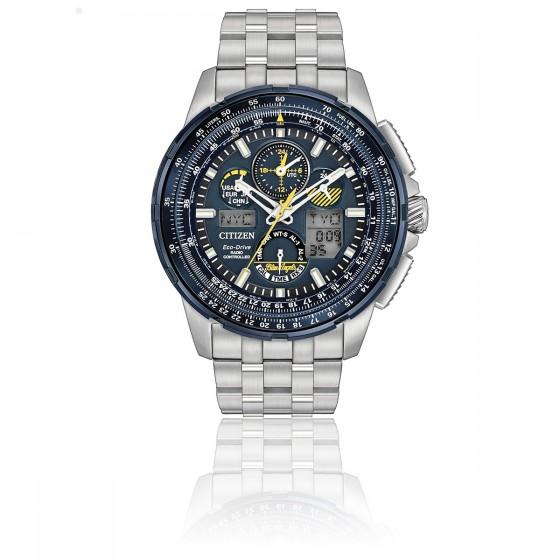 tienda de liquidación acbe3 12ea5 Reloj Eco-Drive Skyhawk Blue Angels JY8058 - 50L -Citizen - Ocarat