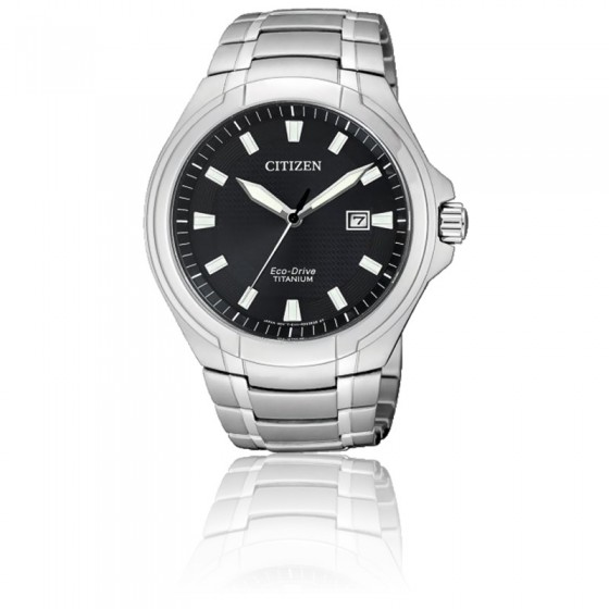Reloj Citizen Super Titanium Eco Drive BM7430 89E Citizen Ocarat