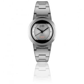 Reloj Red Solar Silver