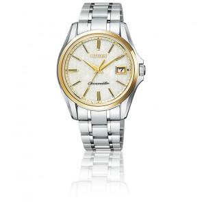 Reloj Super Titanium Eco Drive AQ4024-53Y