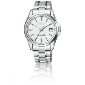 Reloj Super Titanium Eco Drive AQ4020-54Y