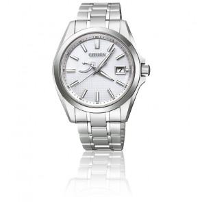 Reloj Super Titanium Eco Drive AQ1040-53A