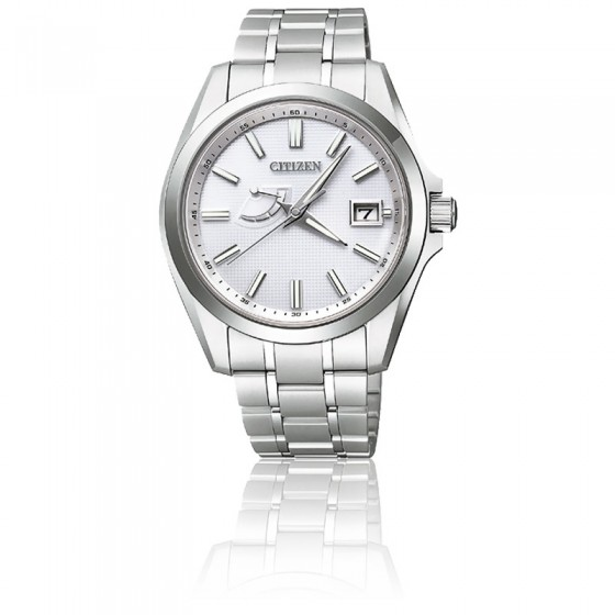 Reloj Stainless Steel Eco Drive AQ1030 57A The Citizen