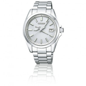 Reloj Stainless Steel Eco Drive AQ1030-57A