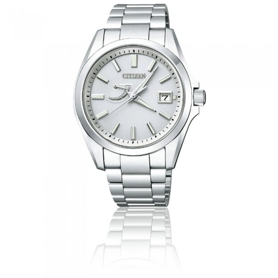bien conocido vende moda mejor valorada Reloj Stainless Steel Eco Drive AQ1030-57A - The Citizen - Ocarat