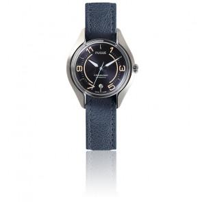 Reloj Chronostase Vintage Navy / Acier