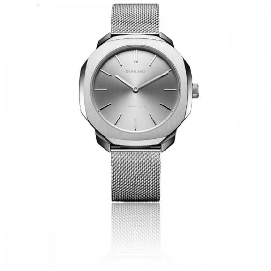 30cc1a46bdfd Reloj para hombre y mujer D1 Milano SSML02 Acero inoxidable - Ocarat